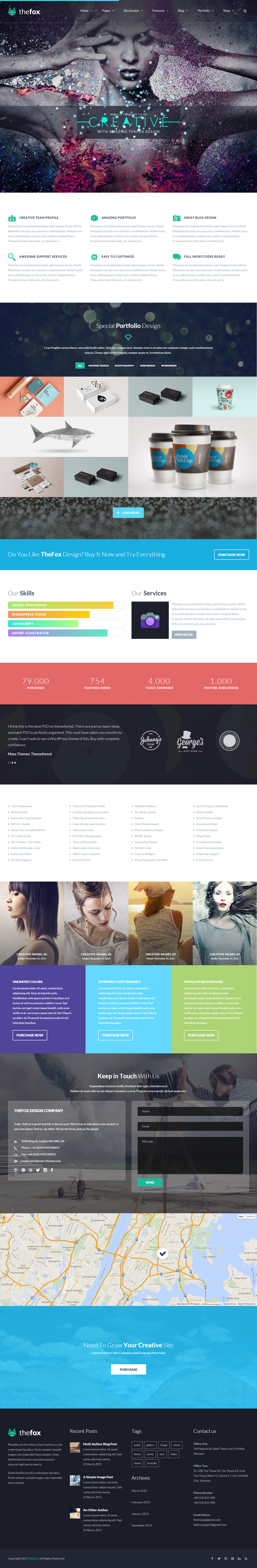 35 best responsive video background wordpress themes 2017