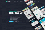 TheFox – Premium Responsive Multi-Purpose WordPress Theme