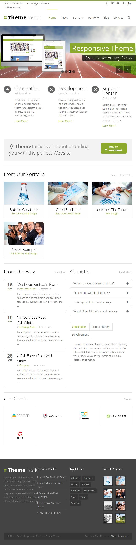 drupal 7 responsive theme