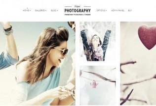 Tripod – Premium Responsive WordPress Photography Theme