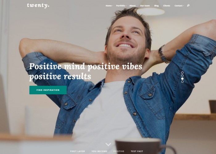 TwentyPlus – Premium Repsonsive MultiPurpose Universal WordPress Theme