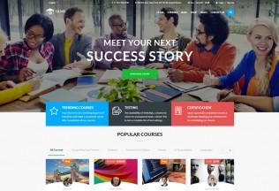 ULMS – Premium Responsive Learning Management System WordPress Theme