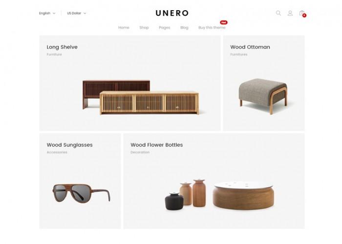Unero – Premium Responsive Multipurpose OpenCart Theme