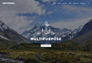 Universal – Premium Responsive WordPress Multi-Concept Theme