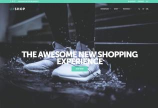 UX Shop – Premium Responsive WooCommerce WordPress Theme