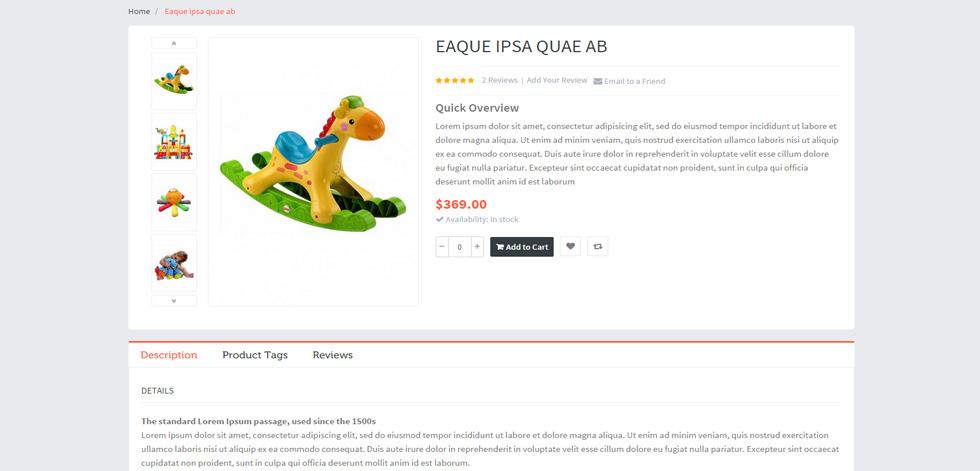 Ves Styleshop Premium Responsive Magento Theme