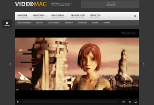 VideoMag – Premium Responsive Powerful Video HTML5 Template