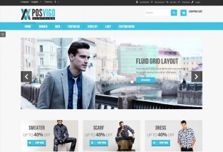 Vigon – Premium Responsive Fashion Prestashop Theme