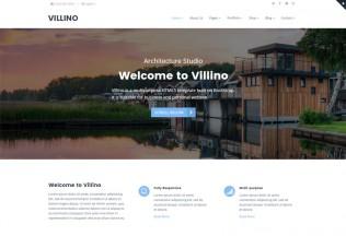 Villino – Premium Repsonsive Multipurpose HTML5 Template