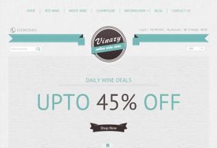 Vinary – Premium Responsive Wine Store Magento Theme