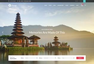 Voyage – Premium Responsive Travel, Tour & Booking Theme