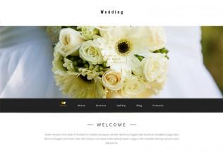 Wedding – Premium Responsive WordPress Theme