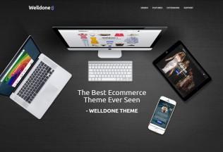 Welldone – Premium Responsive Magento Material Design Theme