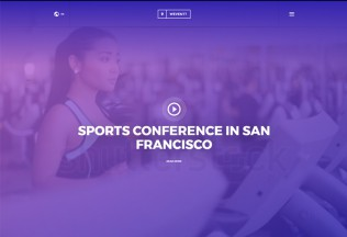Weventt – Premium Responsive Event & Conference HTML5 Template
