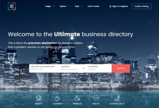 WhiteLab – Premium Resposnive Directory WordPress Theme