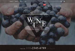 Wine – Premium Resposnive WooCommerce WordPress Theme