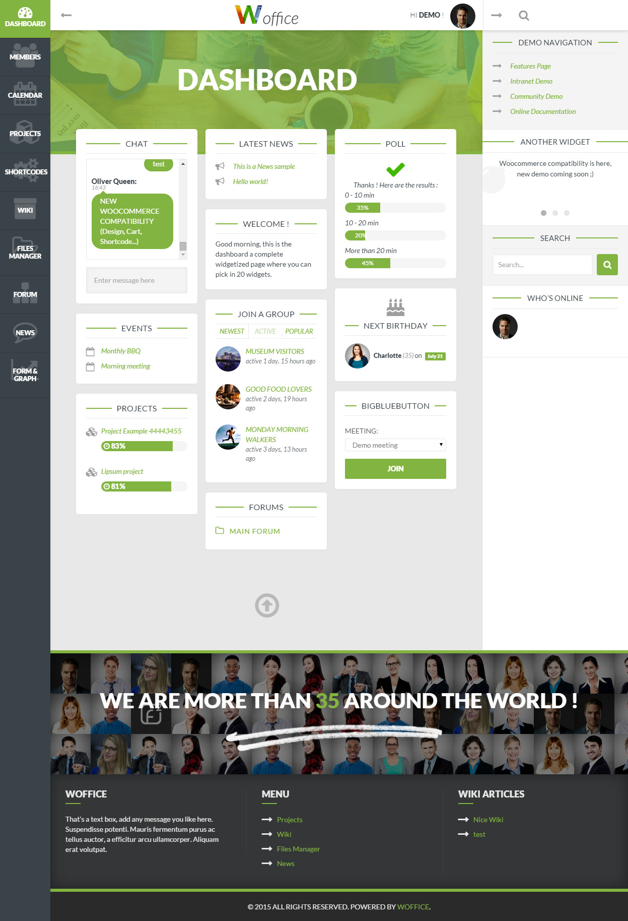Thesis theme fully responsive