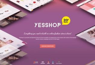 Yesshop – Premium Responsive WordPress WooCommerce Theme