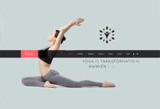 Yogi – Premium Responsive Health Beauty and Yoga WordPress Theme