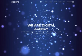 ZCorpo – Premium Responsive Corporate WordPress Theme