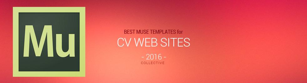 Best Muse CV Templates 2016