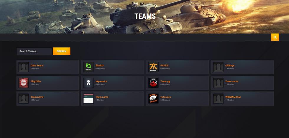 Teams