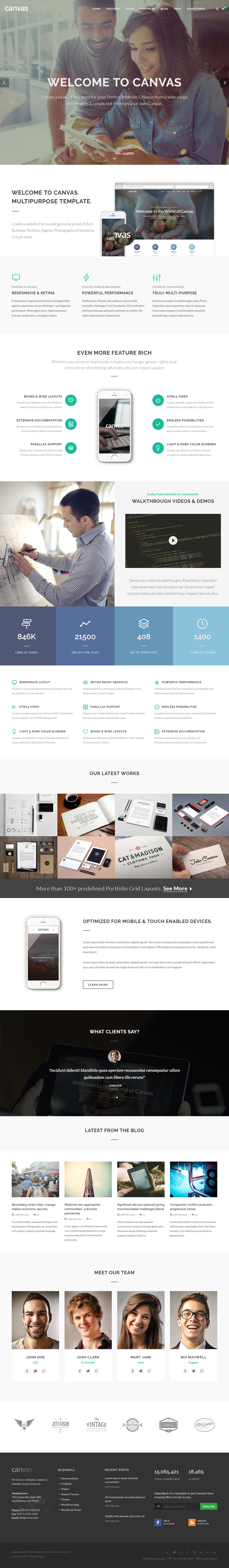 15 best one page muse templates 2017 responsive miracle.html