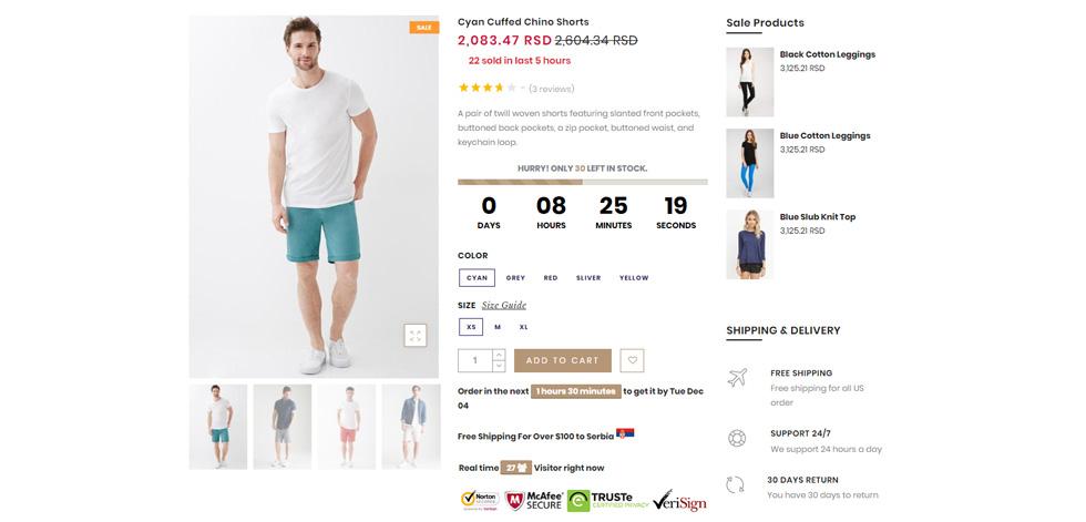 Gecko - Premium Responsive MultiPurpose Shopify Theme