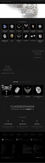Best Responsive OpenCart Jewelry Store Templates 2014