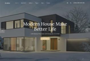 Abolire – Premium Responsive Single Property WordPress Theme
