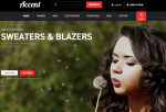 Accent – Premium Responsive Magento Theme