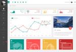 Admin.io – Premium Responsive Material Design Admin HTML5 Template