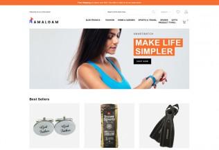 Amalgam – Premium Responsive Wholesale Magento 2 Theme