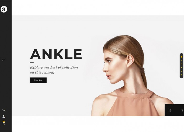 Ankle – Premium Responsive Boutique Multipurpose OpenCart Theme