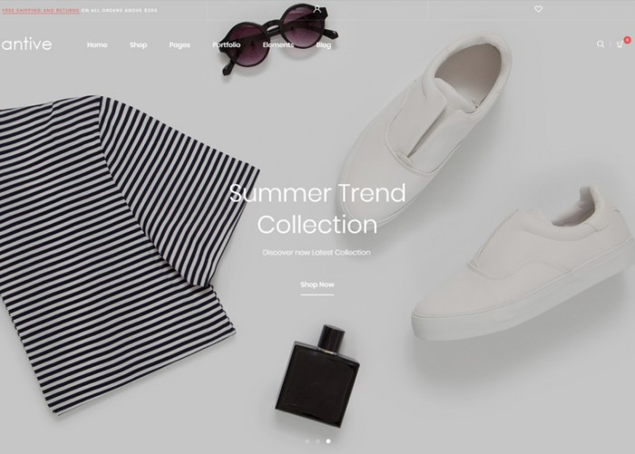 Antive – Premium Responsive WooCommerce AJAX WordPress Theme