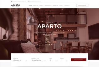 Aparto – Premium Responsive Real Estate HTML5 Template
