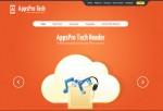 AppsPro Tech – Premium Responsive WordPress App showcase Theme