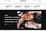 Aqum – Premium Responsive Contemporary Magazine WordPress Theme