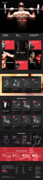 2 Best Responsive Drag and Drop Magento Themes 2015