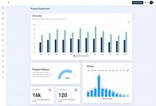 Atmos – Premium Responsive Admin Panel HTML5 Template
