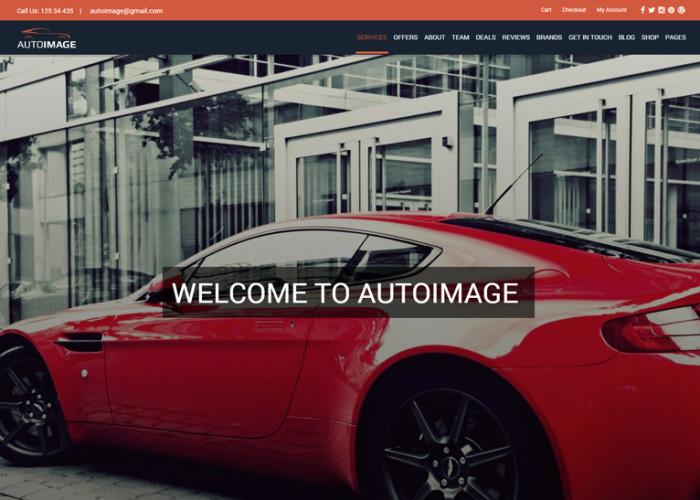 Auto Image – Premium Responsive Car Dealer WordPress Theme