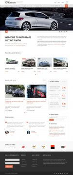 5+ Best Responsive HTML5 Cars and Car Dealership Templates 2015