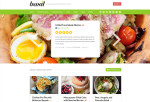 Basil – Premium Responsive Recipe-Powered WordPress Theme