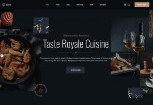 Benoit – Premium Responsive Restaurants & Cafes WordPress Theme