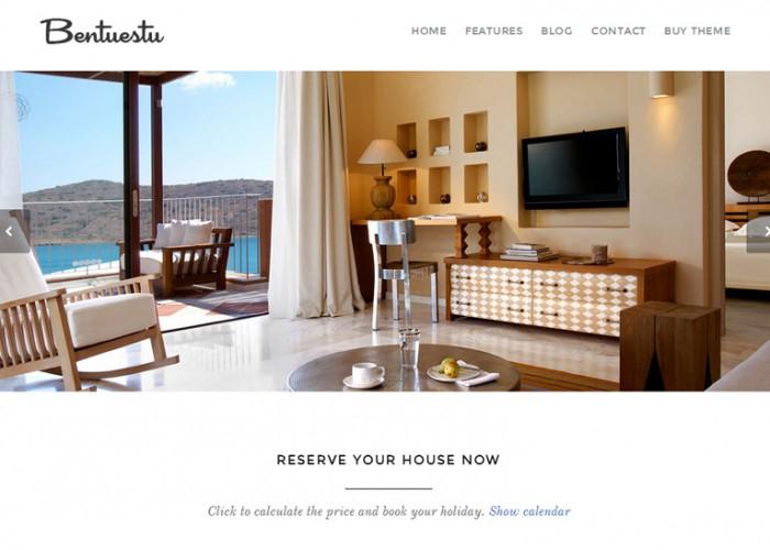 Bentuestu – Premium Responsive Real Estate WordPress Theme