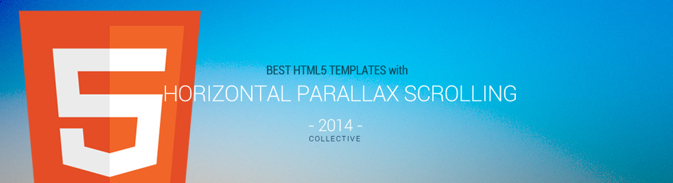 how to create a parallax scrolling website part 2