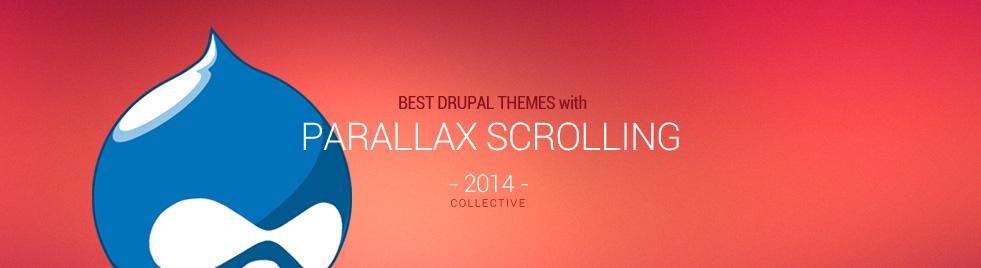 best drupal themes 2014