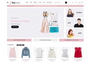 BigBoost – Premium Responsive eCommerce HTML5 Template