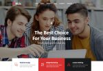 Bizix – Premium Responsive Corporate & Business WordPress Theme