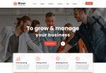 Bizup – Premium Responsive Business Consulting WordPress Theme